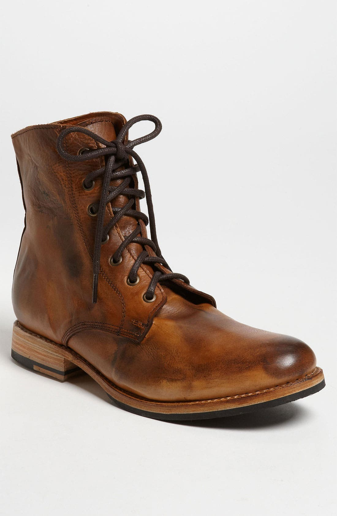 Alternate Image 1 Selected - Bed Stu 'Post' Plain Toe Boot (Online Only)