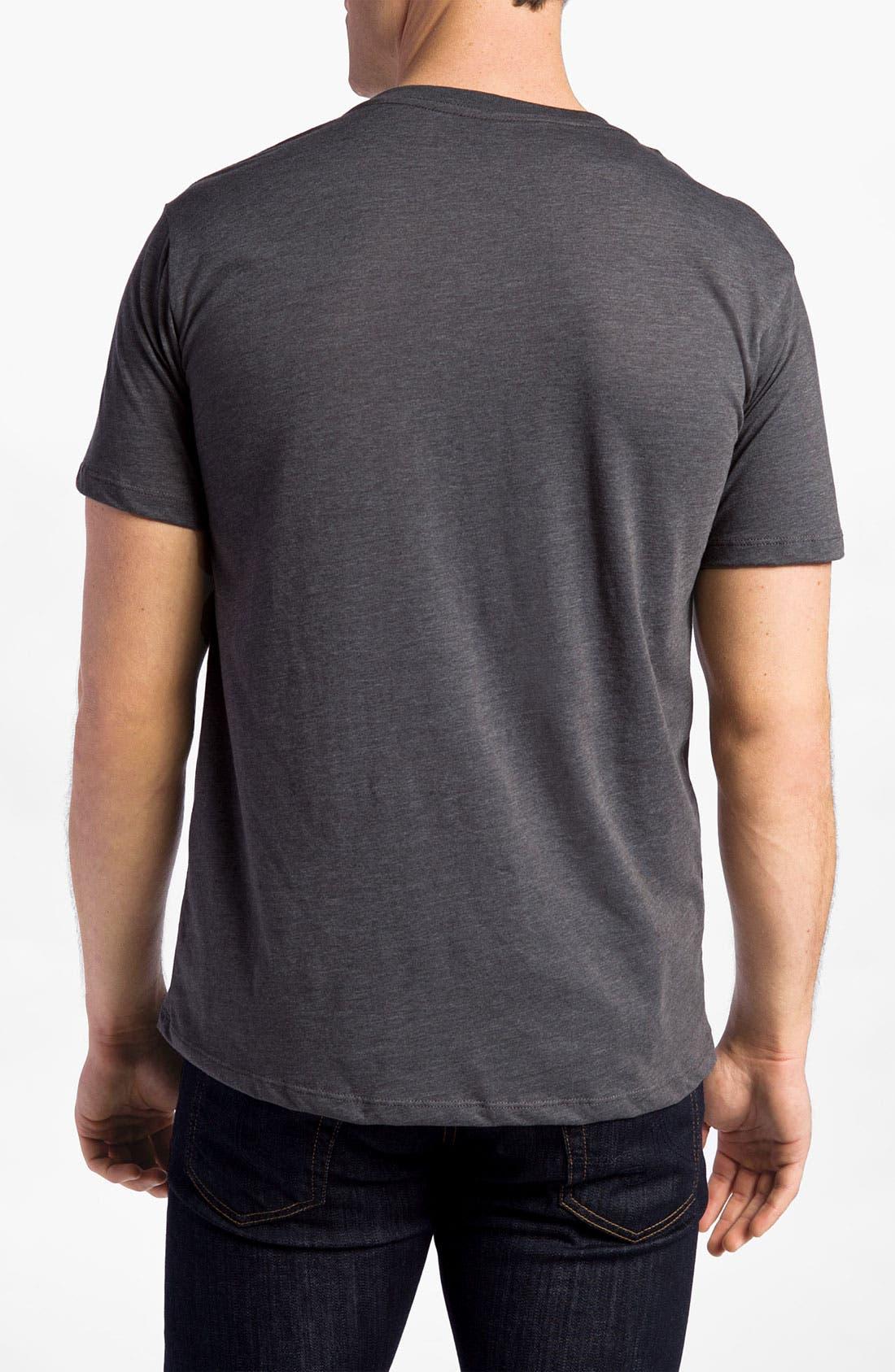 Alternate Image 2  - Headline Shirts 'Hamster Head Scan' T-Shirt