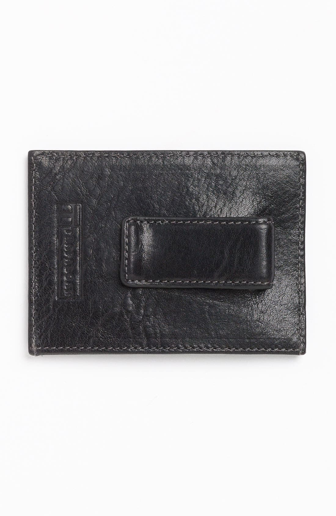 Alternate Image 1 Selected - Trafalgar 'Chesapeake' Money Clip Wallet