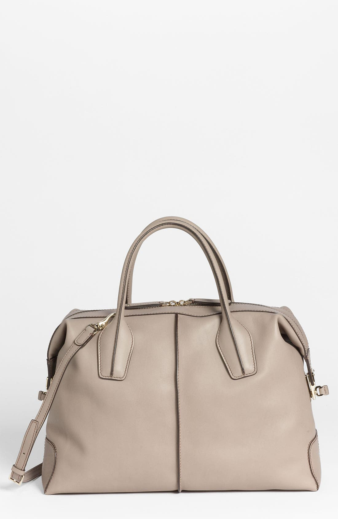 Main Image - Tod's 'D-Styling - Medium' Leather Satchel