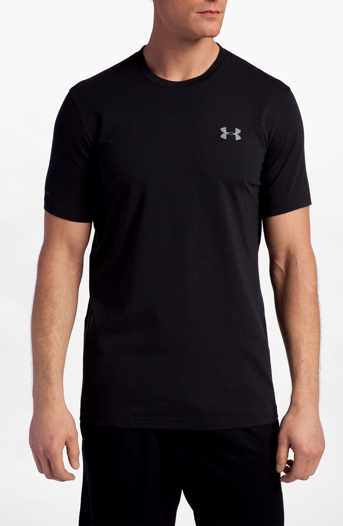 Alternate Image 1 Selected - Under Armour 'Charged Cotton®' Loose Fit T-Shirt