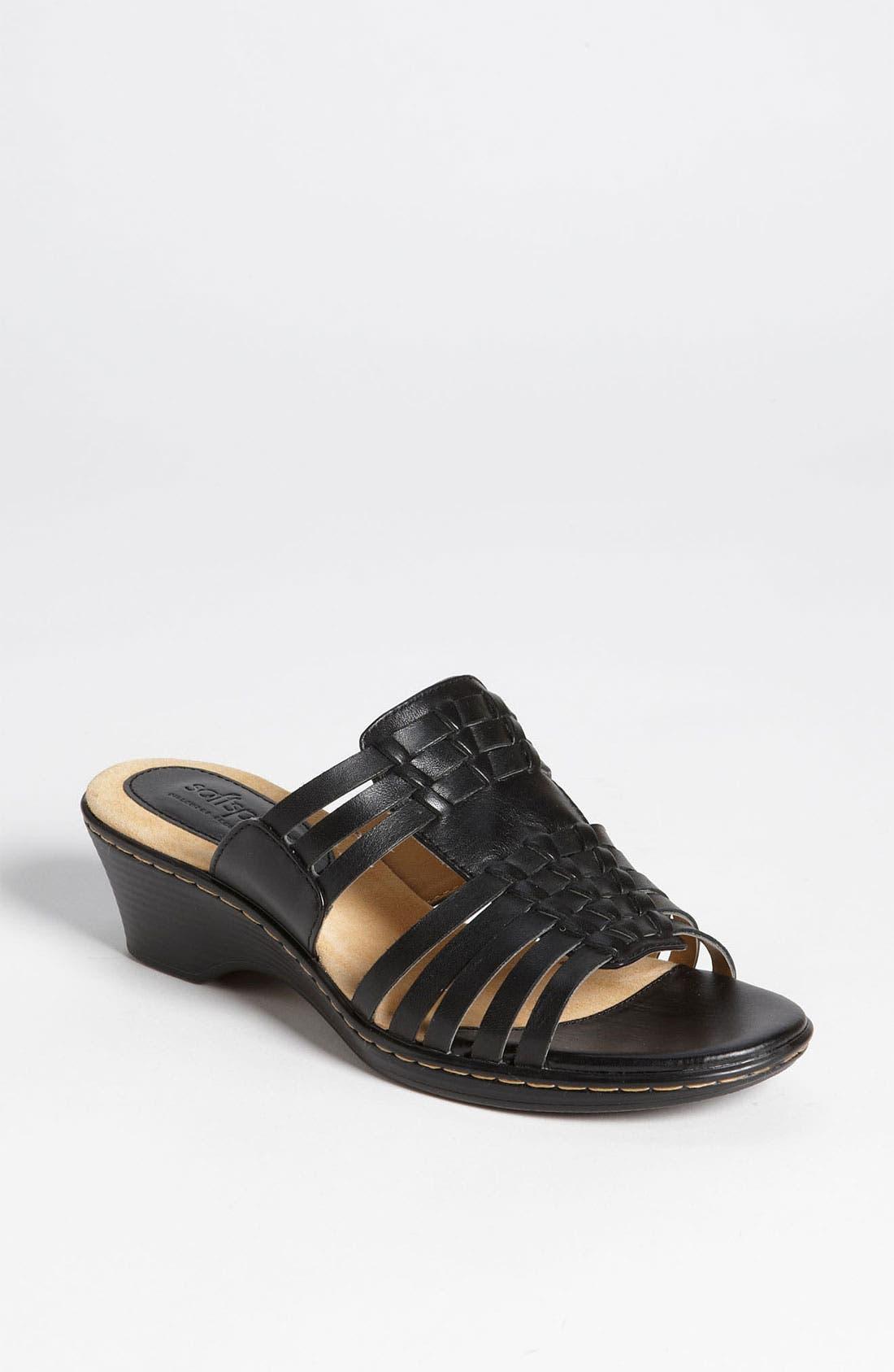 Alternate Image 1 Selected - Softspots 'Helix' Sandal