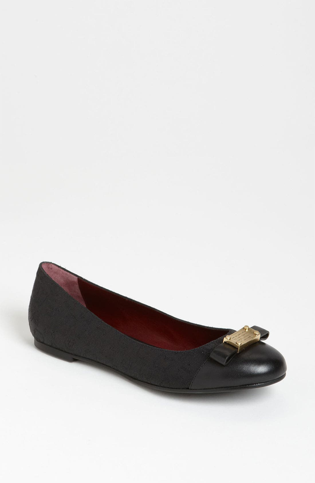 Alternate Image 1 Selected - MARC BY MARC JACOBS 'Tuxedo' Flat
