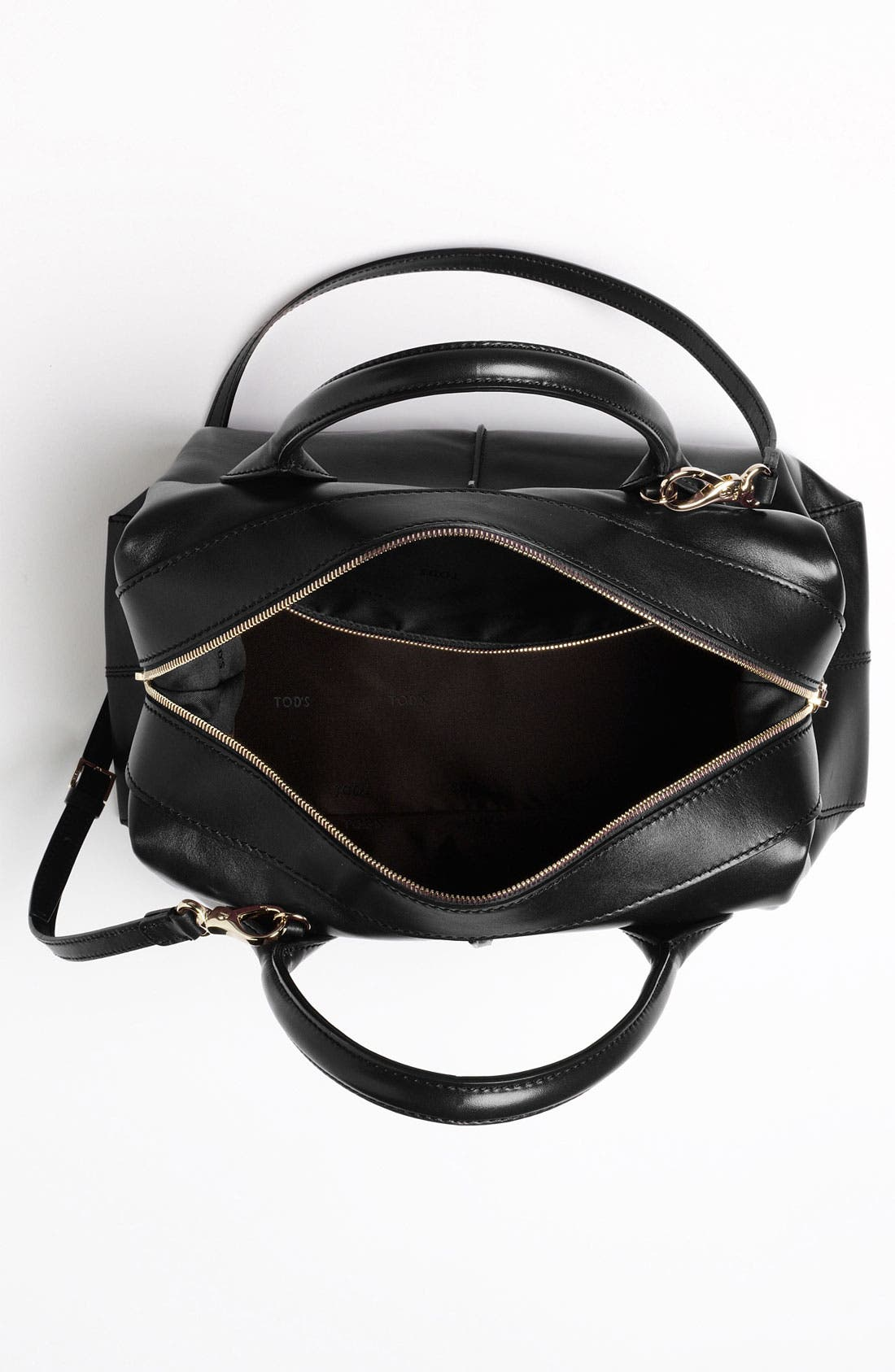 Alternate Image 3  - Tod's 'D-Styling - Medium' Leather Satchel