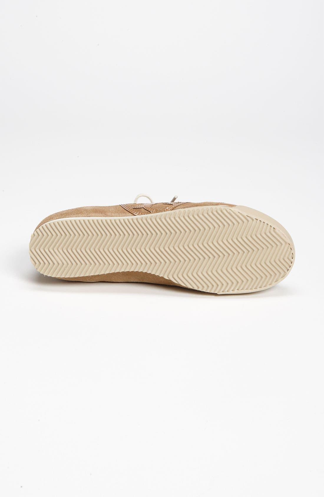 Alternate Image 4  - Tory Burch 'Murphey' Split Suede Sneaker