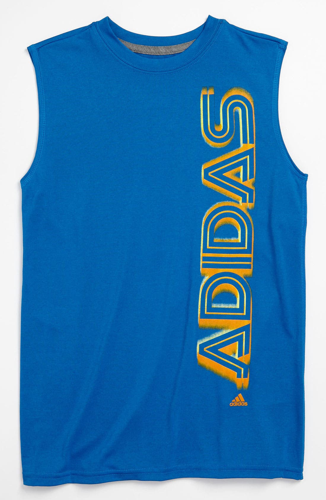 Alternate Image 1 Selected - adidas 'CLIMA Tracers' Tank Top (Big Boys)