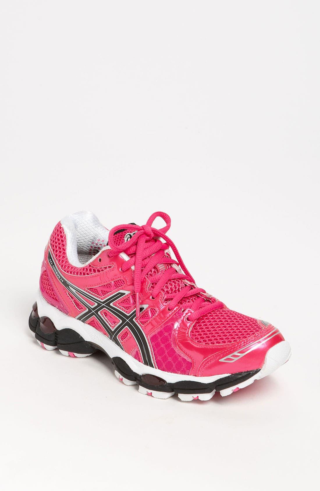 Alternate Image 1 Selected - ASICS® 'GEL-Nimbus 14' Running Shoe (Women)(Retail Price: $139.95)