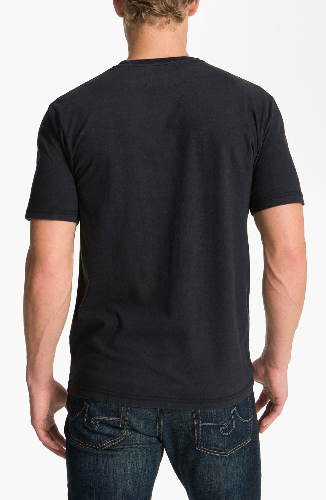 Alternate Image 2  - Red Jacket 'White Sox - Letterman' T-Shirt