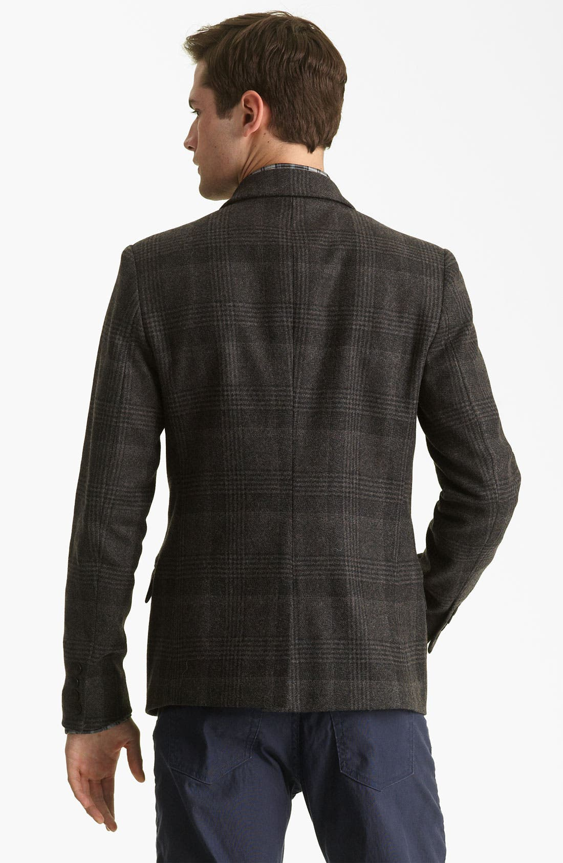Alternate Image 2  - Steven Alan Glen Plaid Blazer