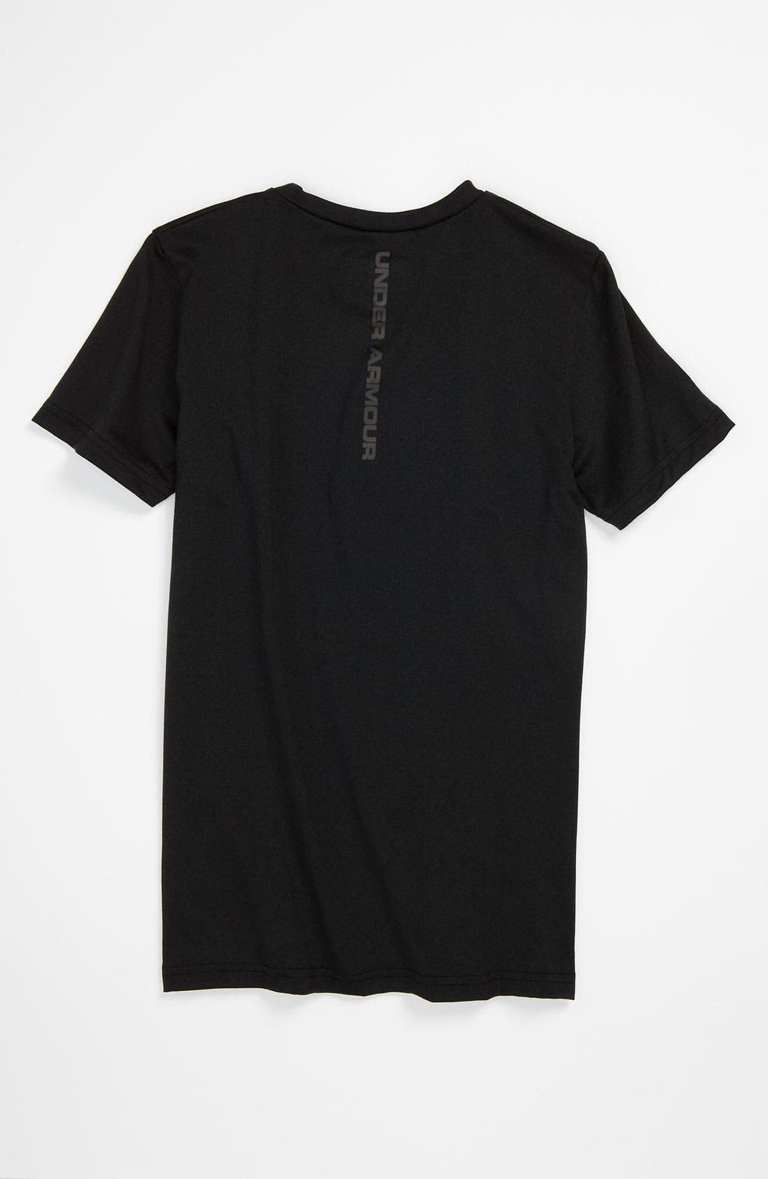 Alternate Image 2  - Under Armour 'Touch' Fitted T-Shirt (Big Boys)