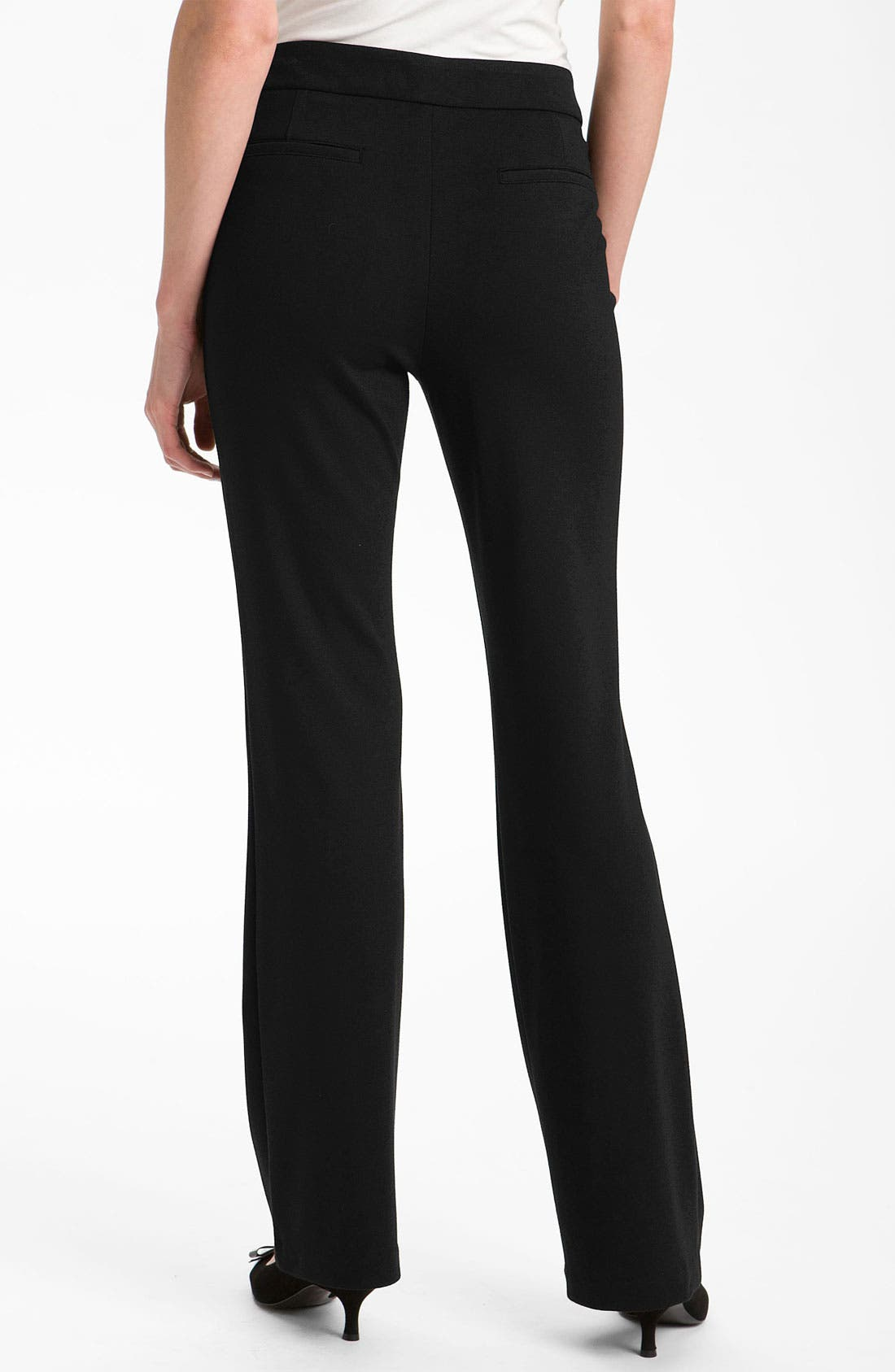 Alternate Image 2  - NYDJ Stretch Ponte Trousers