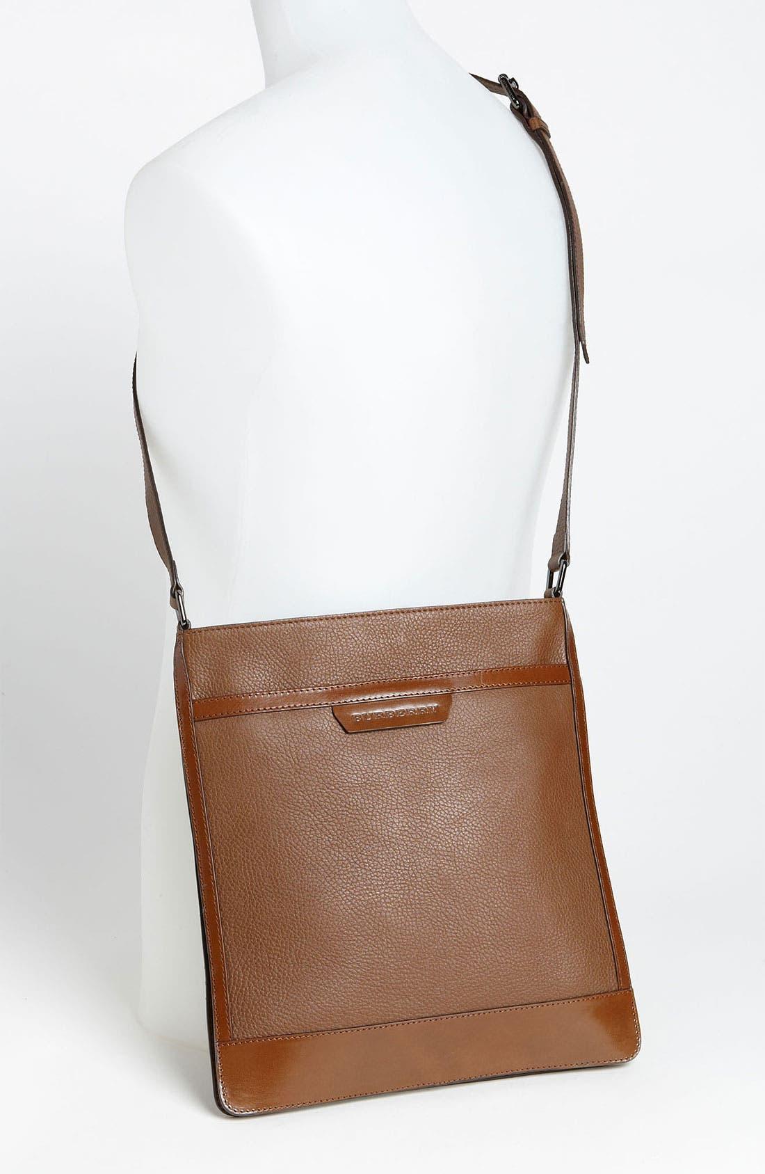 Alternate Image 4  - Burberry Slim Crossbody Bag