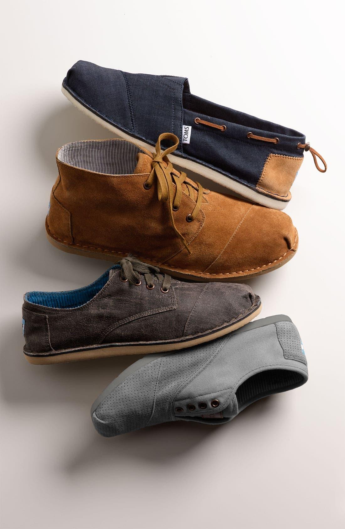 Alternate Image 2  - TOMS 'Cordones - Marquez' Sneaker (Men)