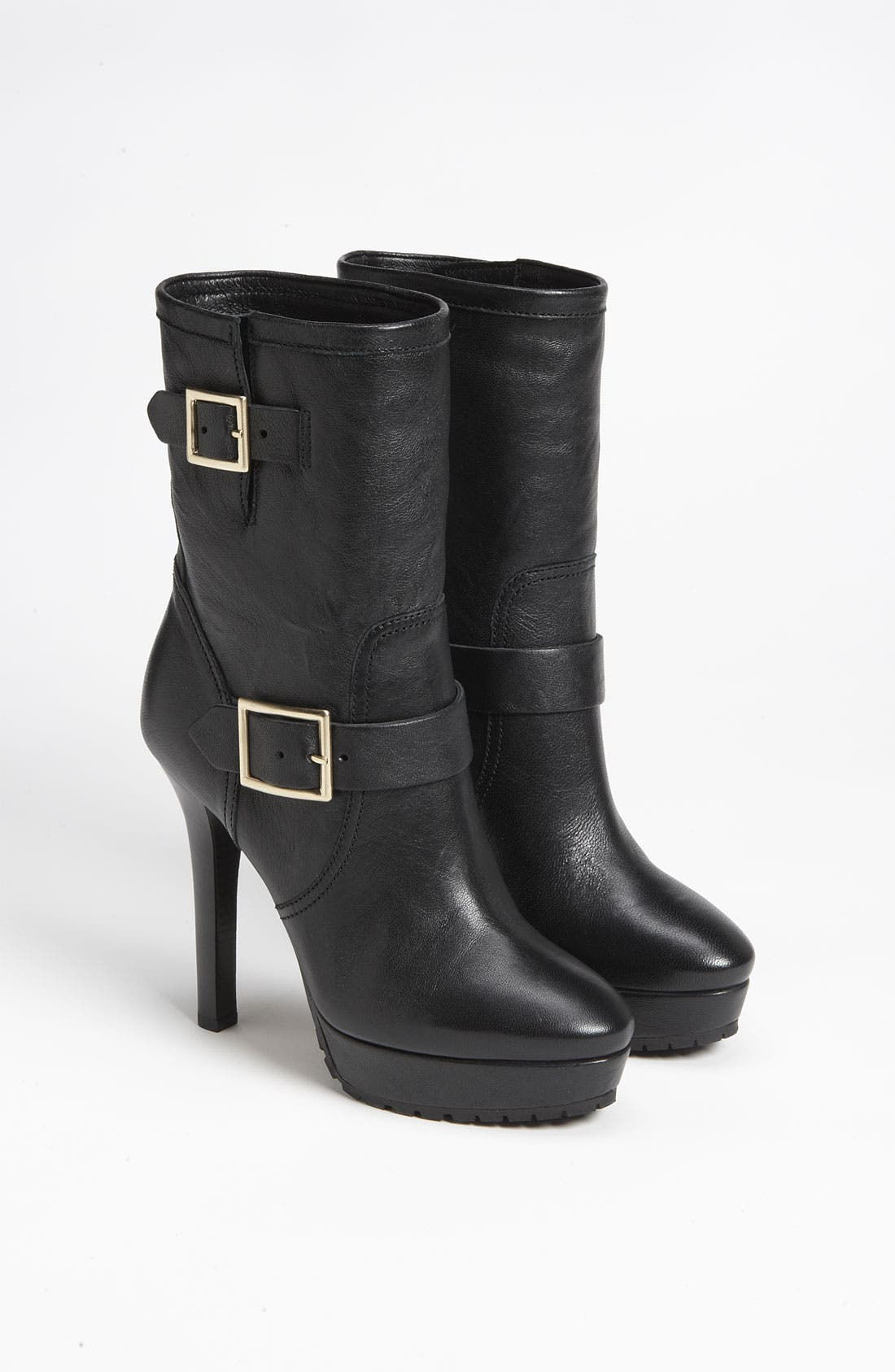 Alternate Image 4  - Jimmy Choo 'Dylan' Biker Mid Boot