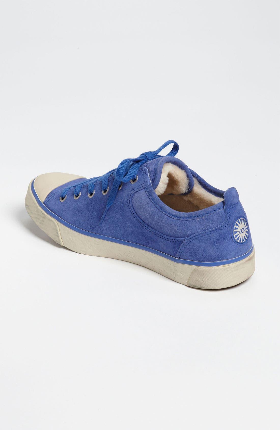Alternate Image 2  - UGG® Australia 'Evera' Suede Sneaker (Women)