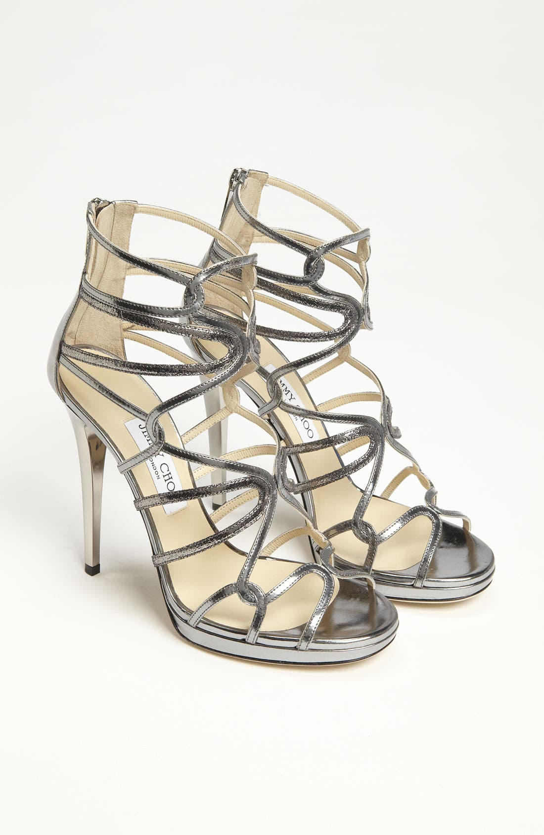 Alternate Image 4  - Jimmy Choo 'Lake' Strap Sandal