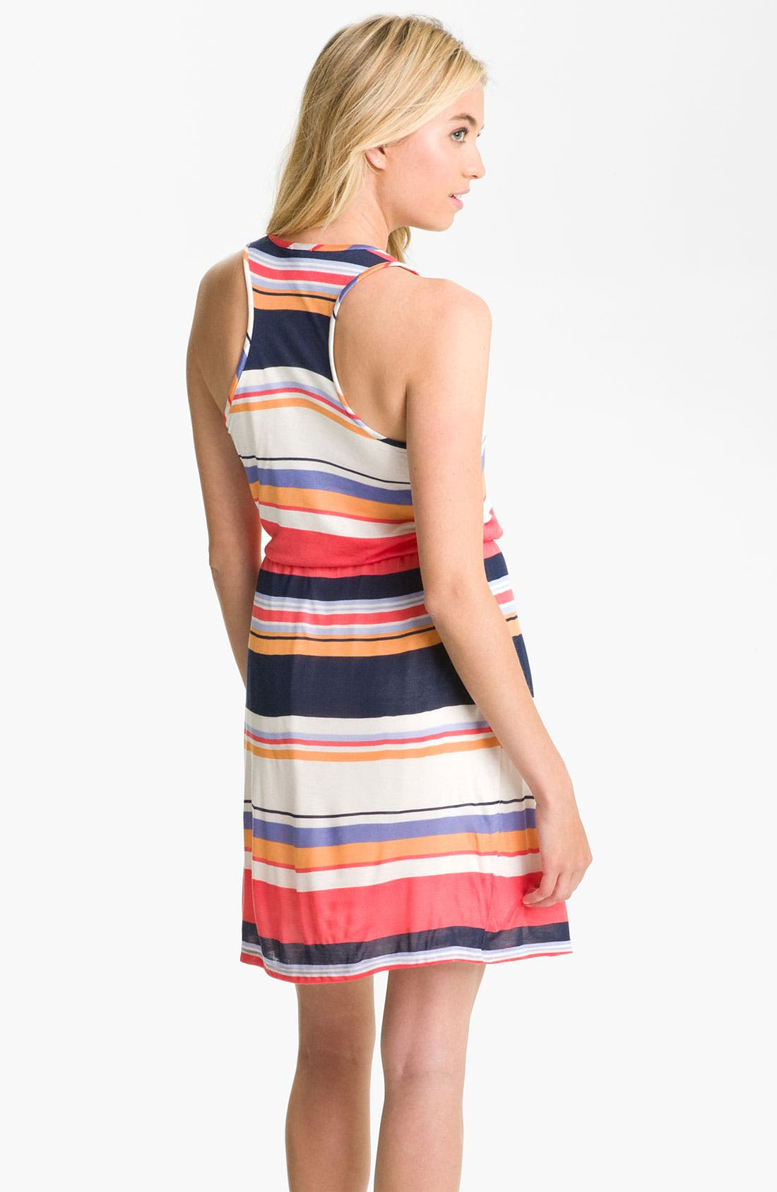 Alternate Image 3  - Splendid 'Canyon' Stripe Tank Dress