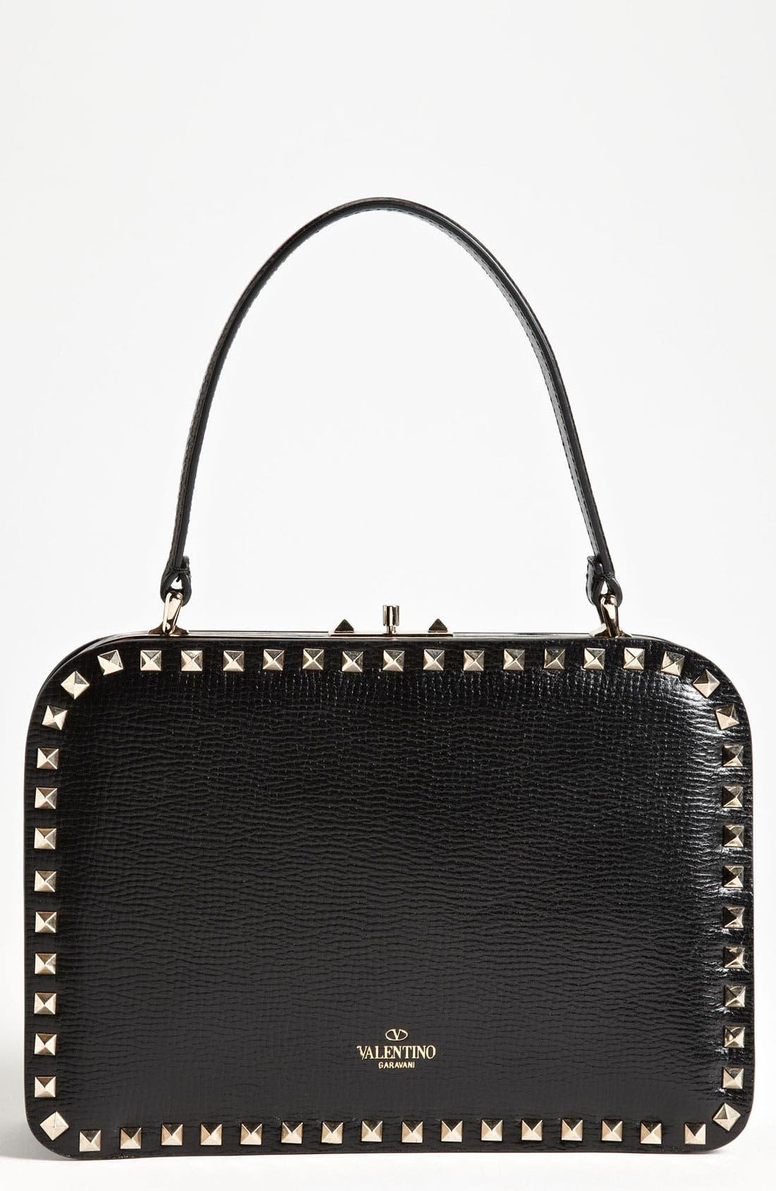 Alternate Image 4  - Valentino 'Rockstud - Mini' Frame Bag