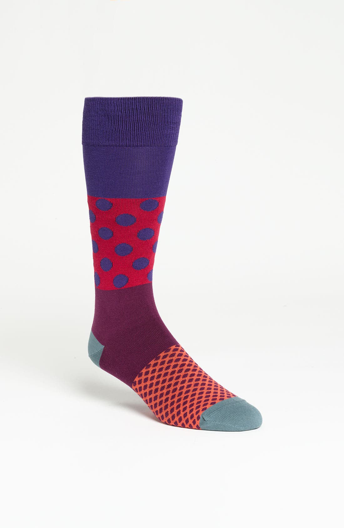 Main Image - Paul Smith Accessories Patterned Socks