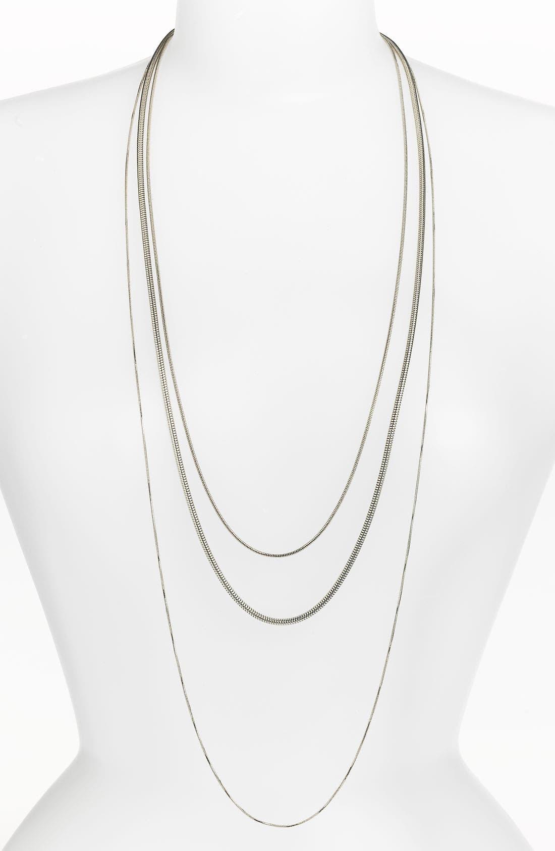 Main Image - BP. Multi Chain Necklace