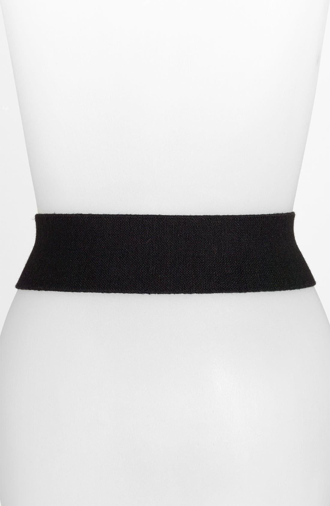 Alternate Image 2  - Tory Burch 'Ellie' Stretch Belt