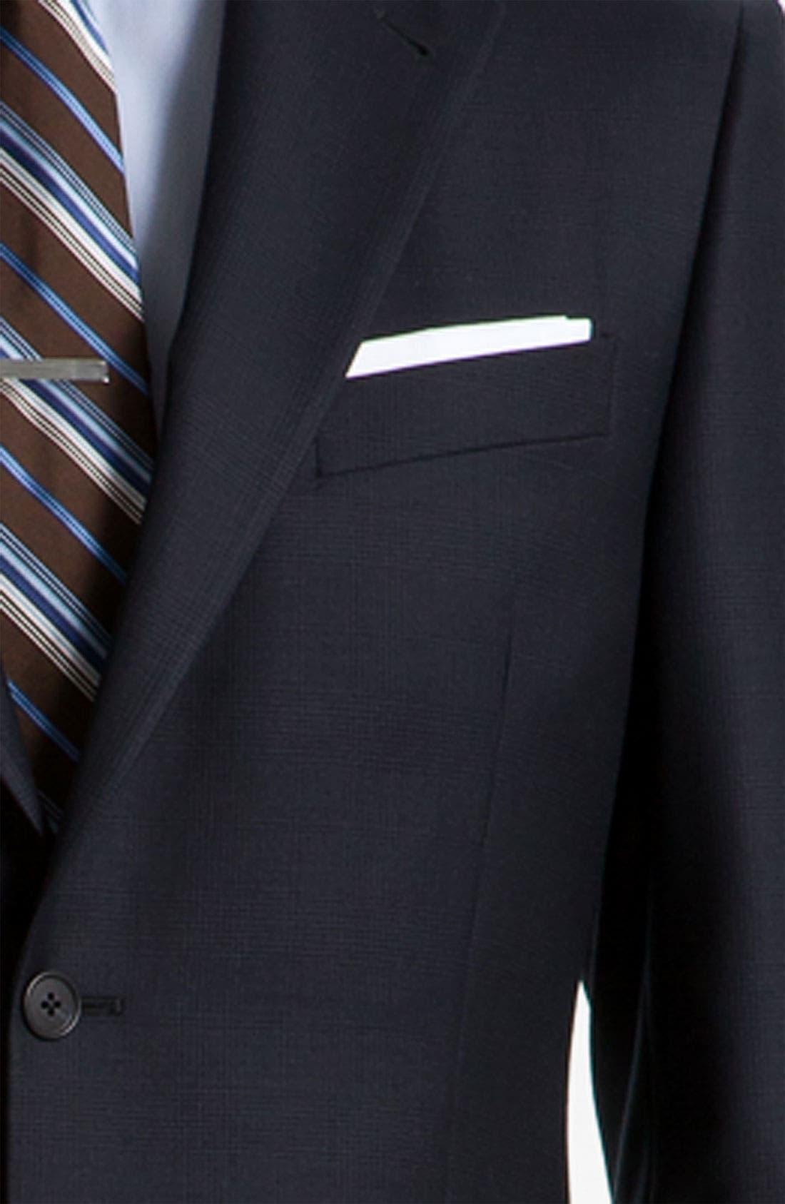 Alternate Image 6  - Joseph Abboud 'Signature Silver' Suit