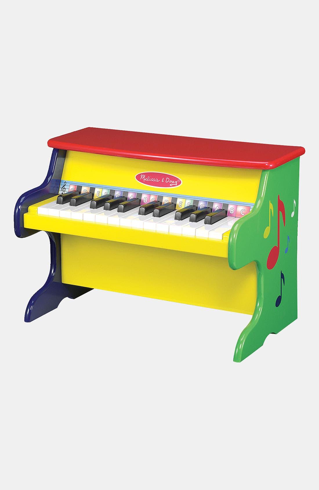 Alternate Image 2  - Melissa & Doug 'Learn-to-Play' Piano