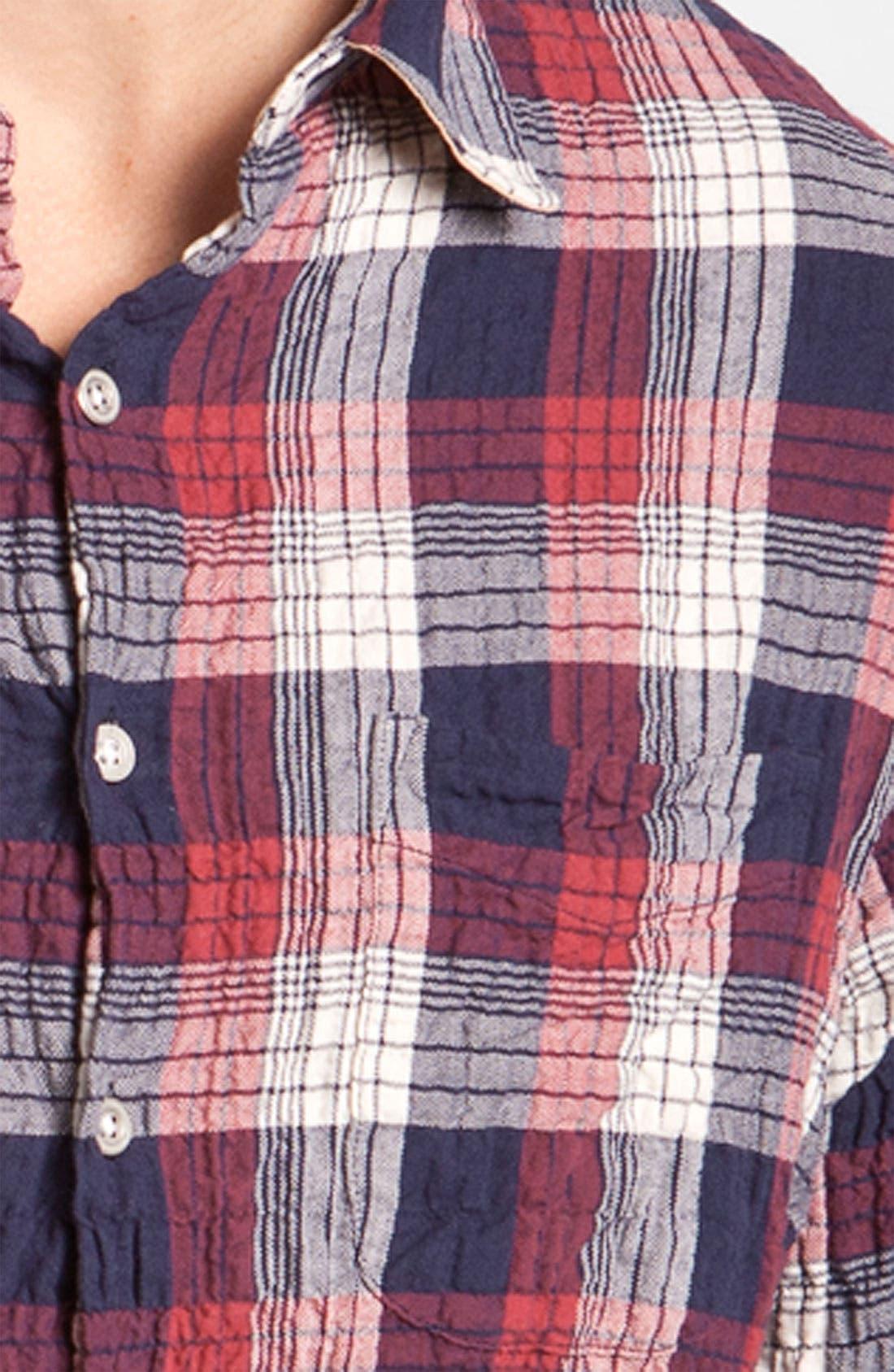 Alternate Image 3  - rag & bone 'Beach' Woven Shirt