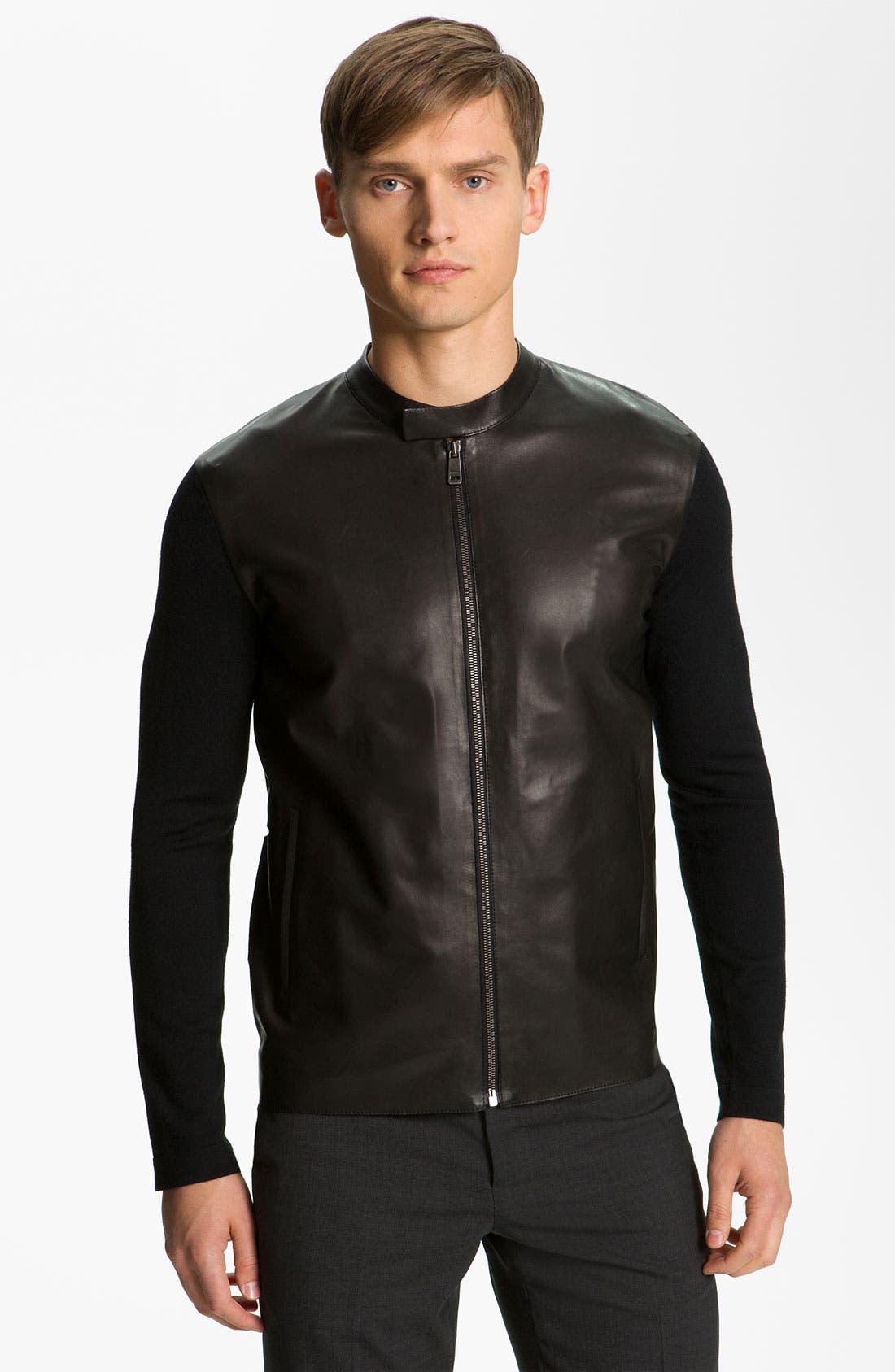 Alternate Image 1 Selected - Jil Sander Designer Jacket