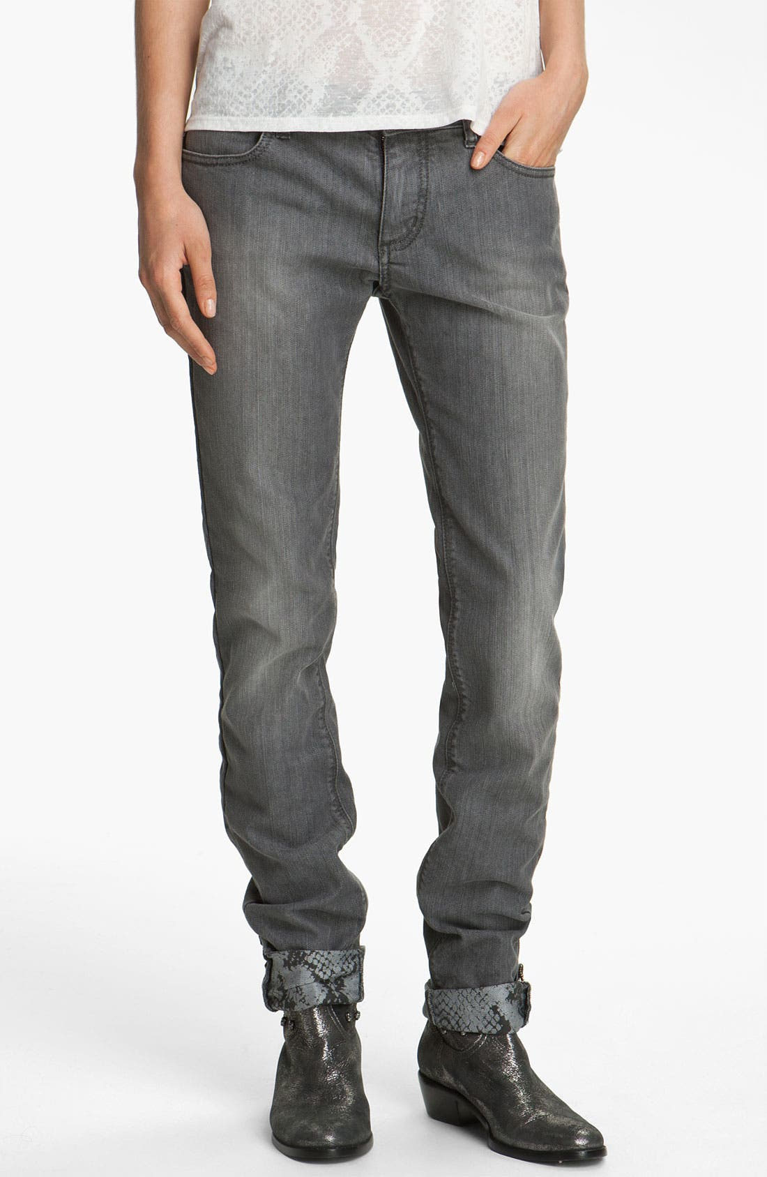 Main Image - Zadig & Voltaire 'Eva' Skinny Jeans