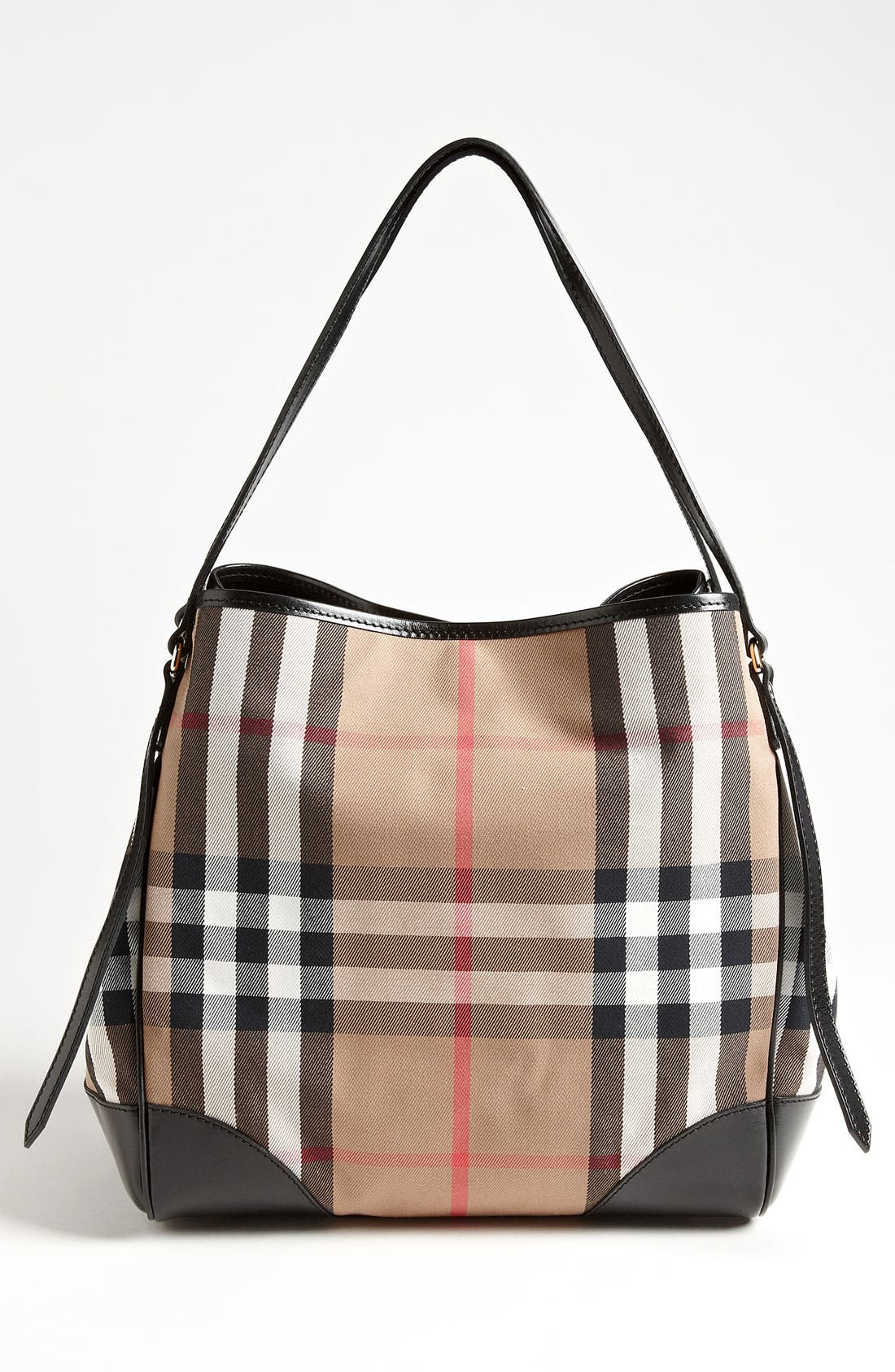 Alternate Image 4  - Burberry 'House Check' Shoulder Tote