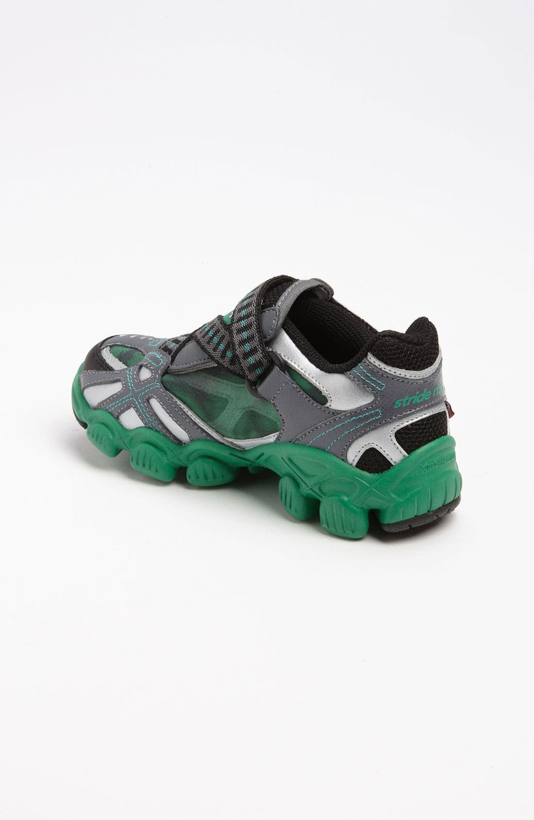 Alternate Image 2  - Stride Ride 'X-Celeracers Hulk®' Sneaker (Toddler & Little Kid)