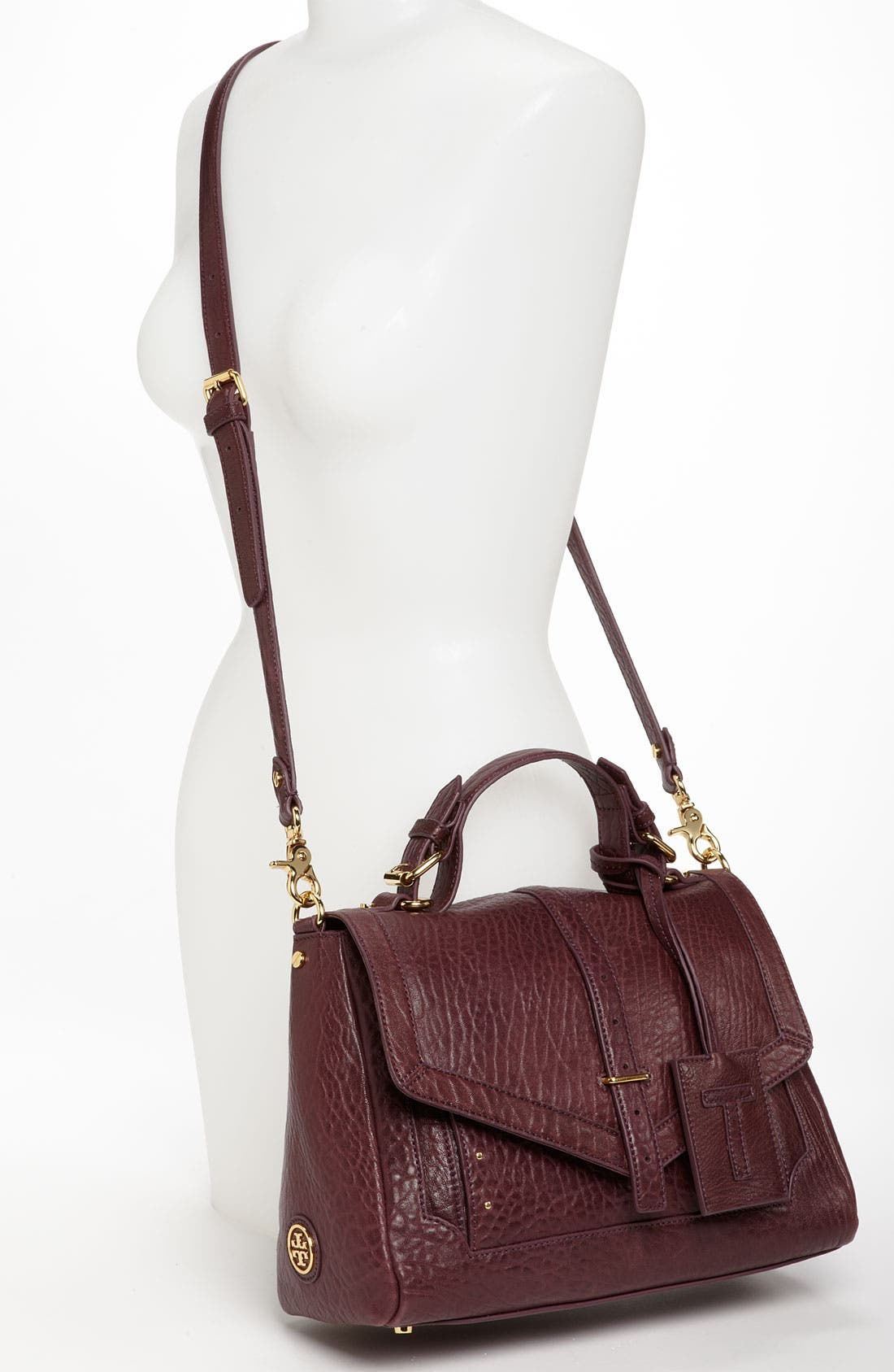Alternate Image 2  - Tory Burch '797 - Medium' Satchel