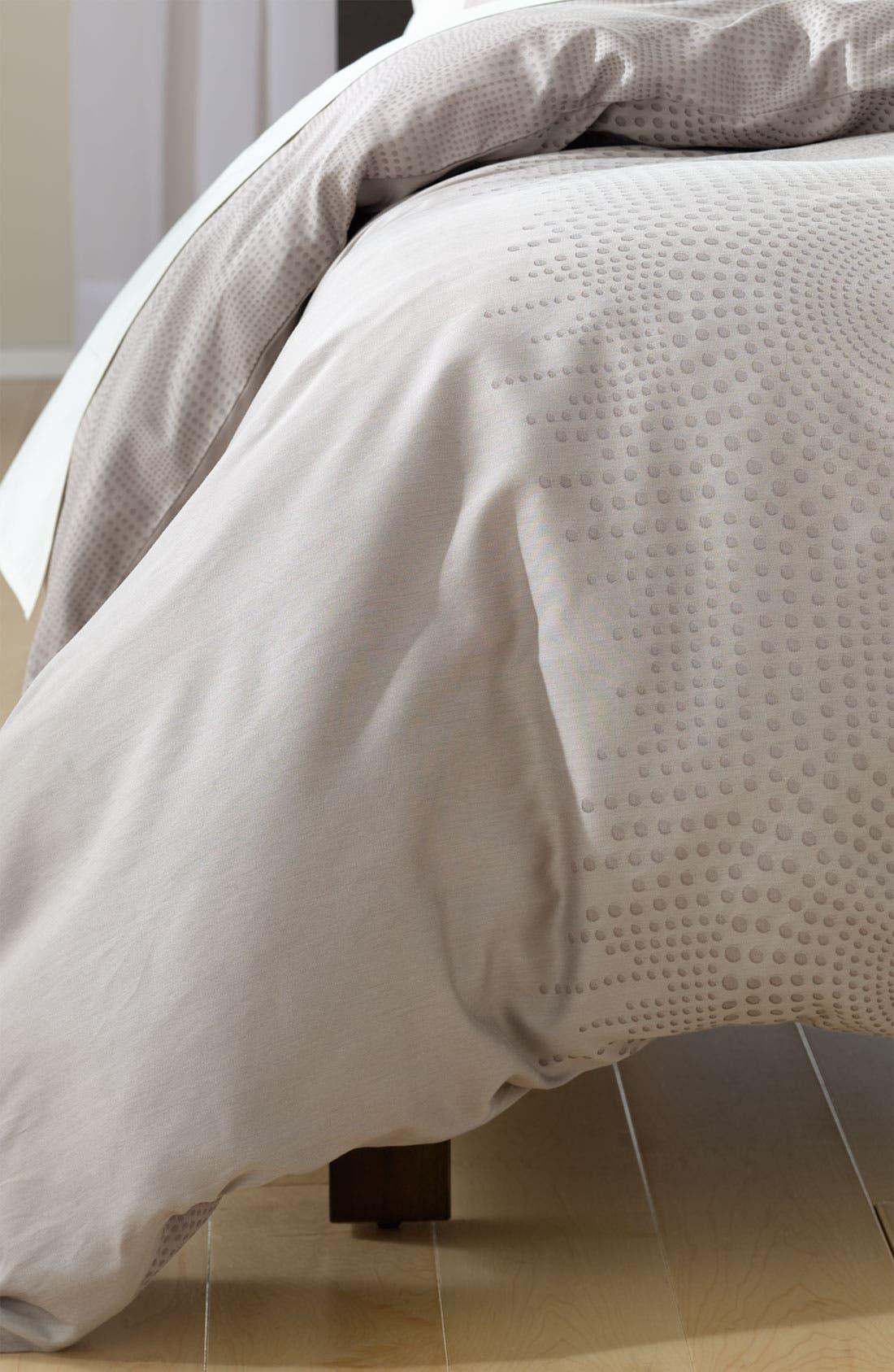 Main Image - Nordstrom at Home 'Raindrops' Jacquard Duvet Cover