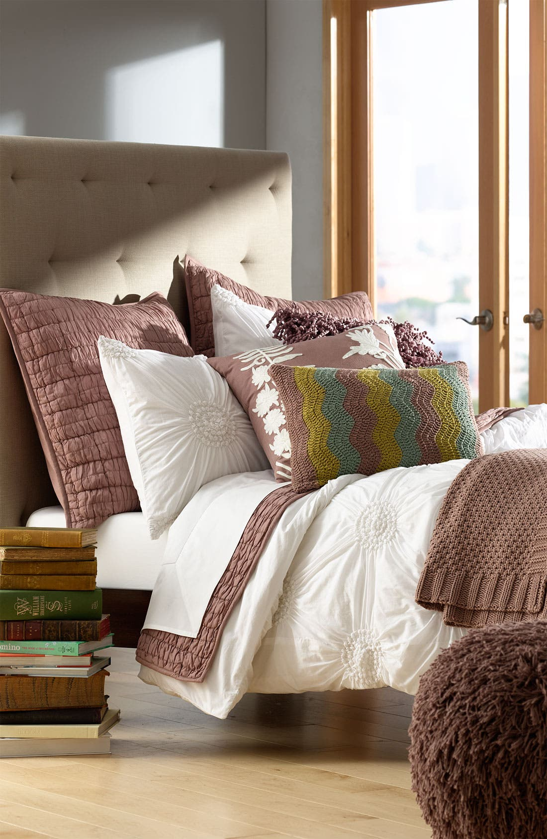Alternate Image 2  - Nordstrom at Home 'Alice' Coverlet