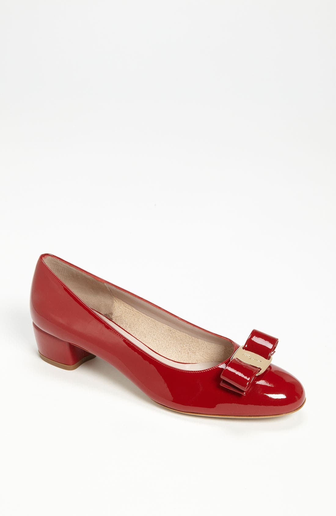 Alternate Image 1 Selected - Salvatore Ferragamo 'Vara 1' Pump