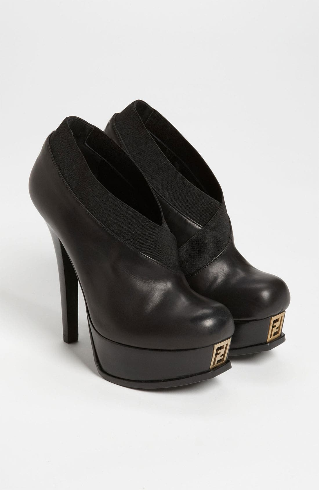 Alternate Image 4  - Fendi 'Fendista' Bootie