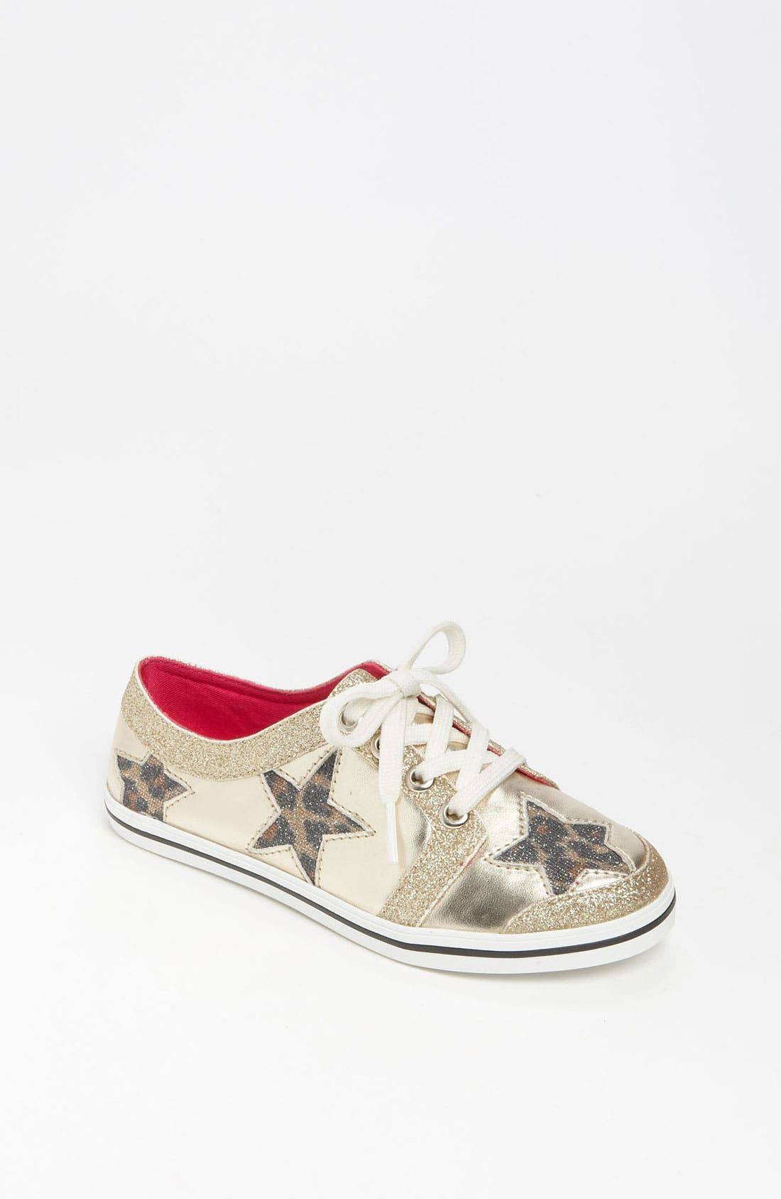 Alternate Image 1 Selected - Juicy Couture 'Star' Sneaker (Toddler, Little Kid & Big Kid)