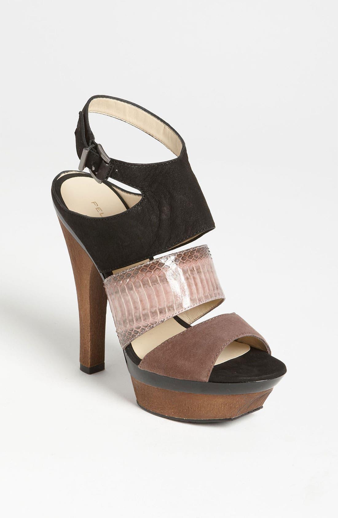 Alternate Image 1 Selected - Pelle Moda 'Mally' Sandal