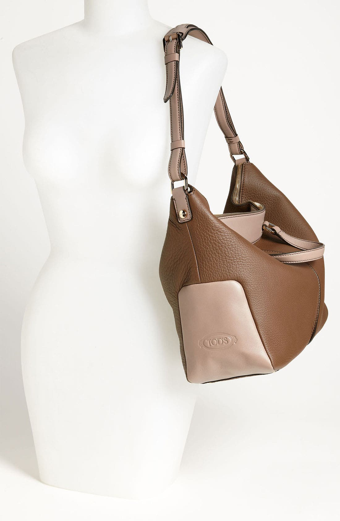 Alternate Image 2  - Tod's 'Classic - Medium' Leather Tote