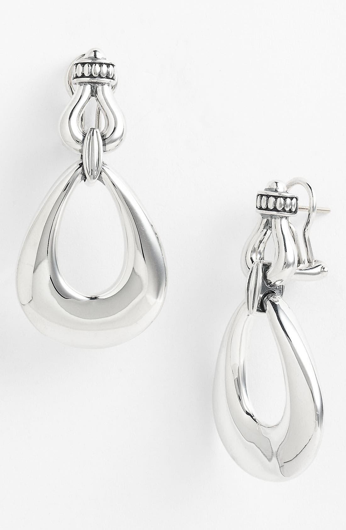Main Image - LAGOS 'Derby' Buckle Drop Earrings