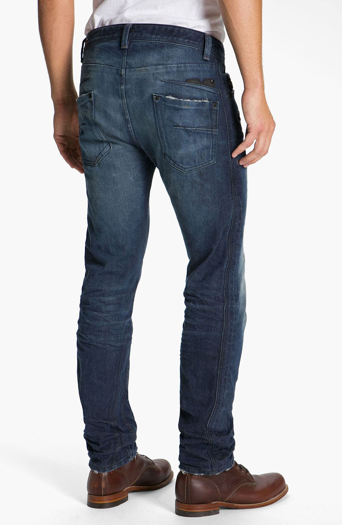 Main Image - DIESEL® 'Darron' Slim Tapered Leg Jeans (0803W)