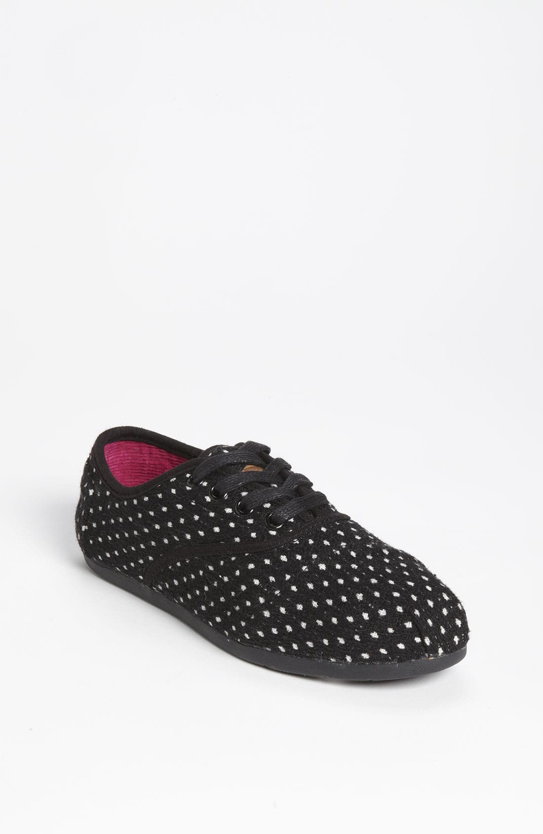 Alternate Image 1 Selected - TOMS 'Cordones - Dots' Slip-On (Women)