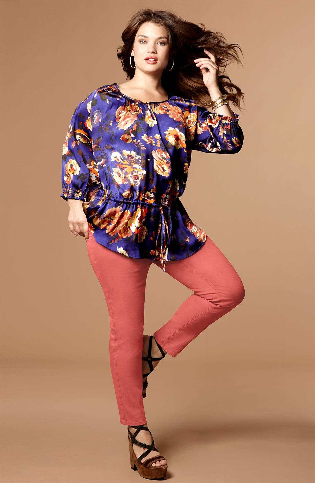 Alternate Image 5  - NYDJ 'Alisha' Skinny Ankle Jeans (Plus)