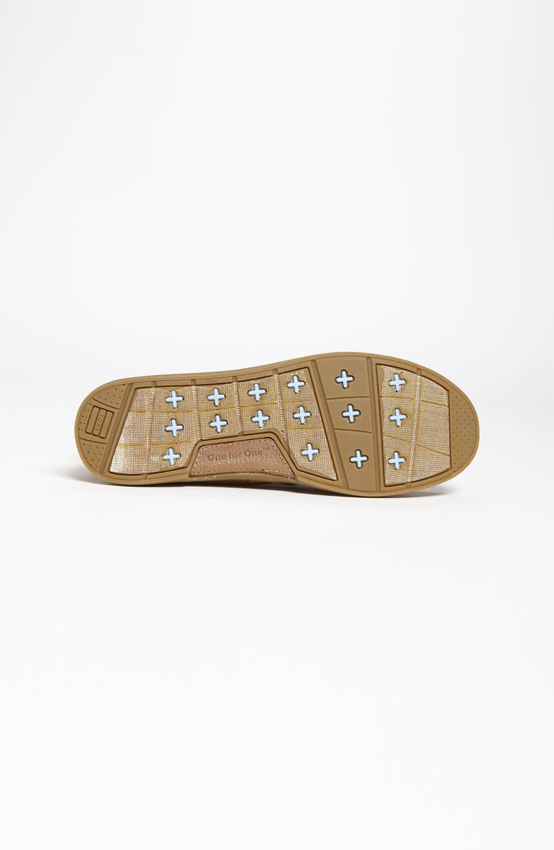 Alternate Image 4  - TOMS 'Botas' Fleece Boot (Women)