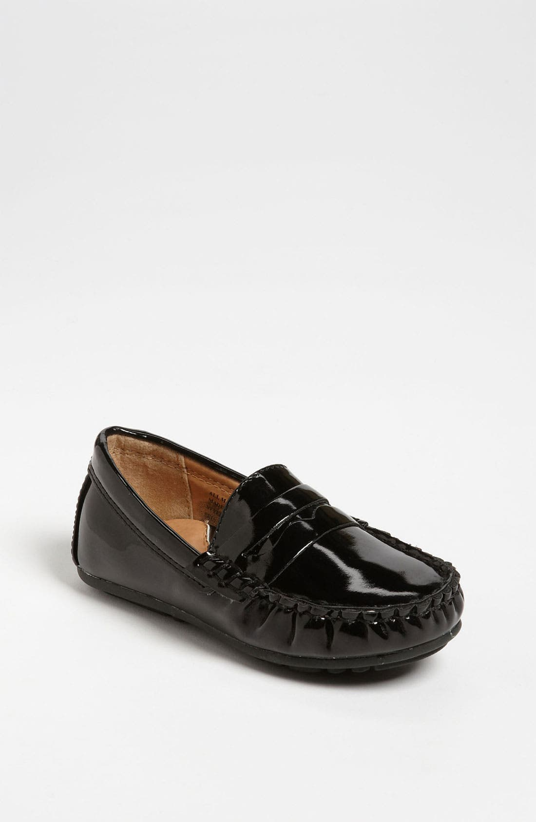 Alternate Image 1 Selected - Laura Ashley Patent Slip-On (Baby, Toddler, Little Kid & Big Kid)