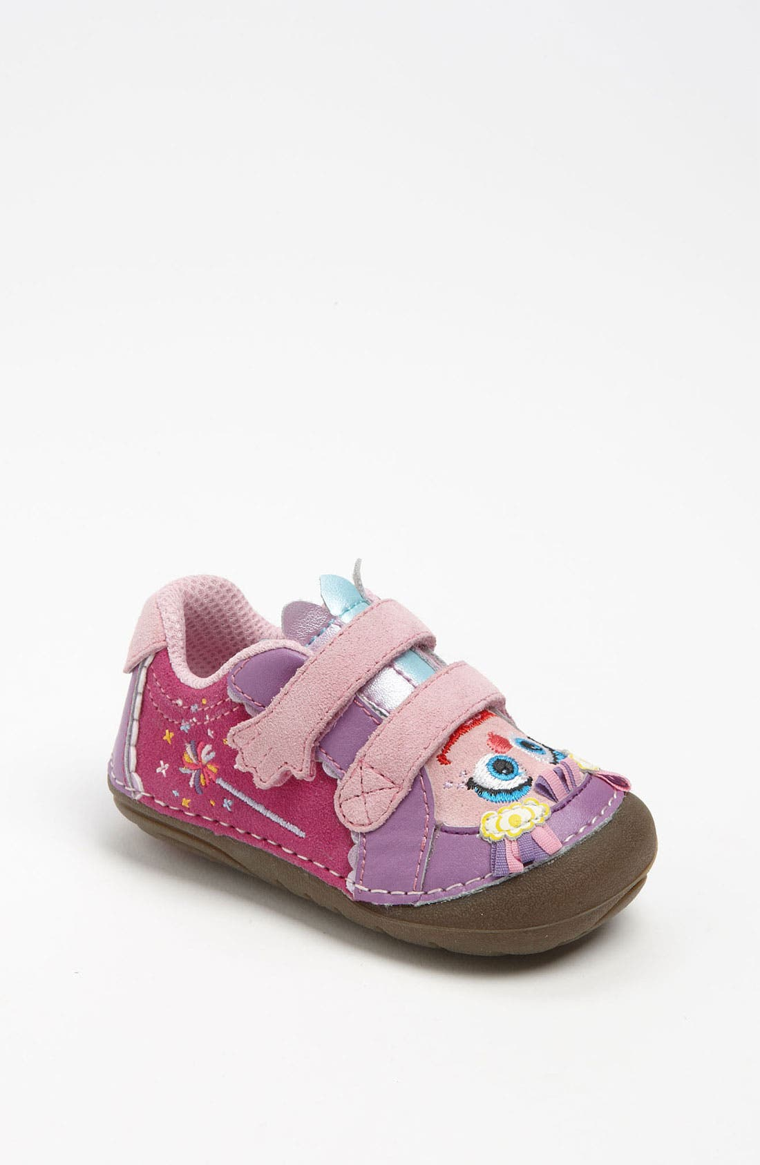 Alternate Image 1 Selected - Stride Rite 'Sesame Street® - Abby Cadaby' Sneaker (Baby & Walker)