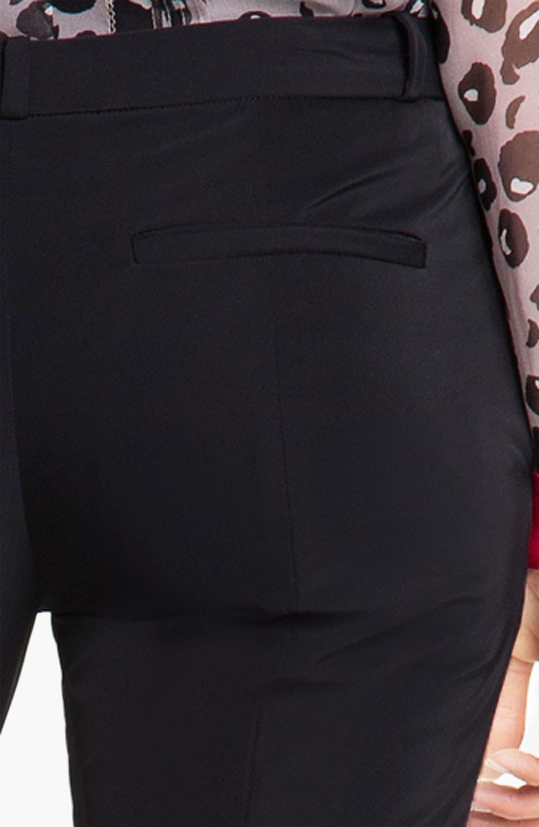 Alternate Image 5  - Diane von Furstenberg 'Annabelle' Zip Hem Pants