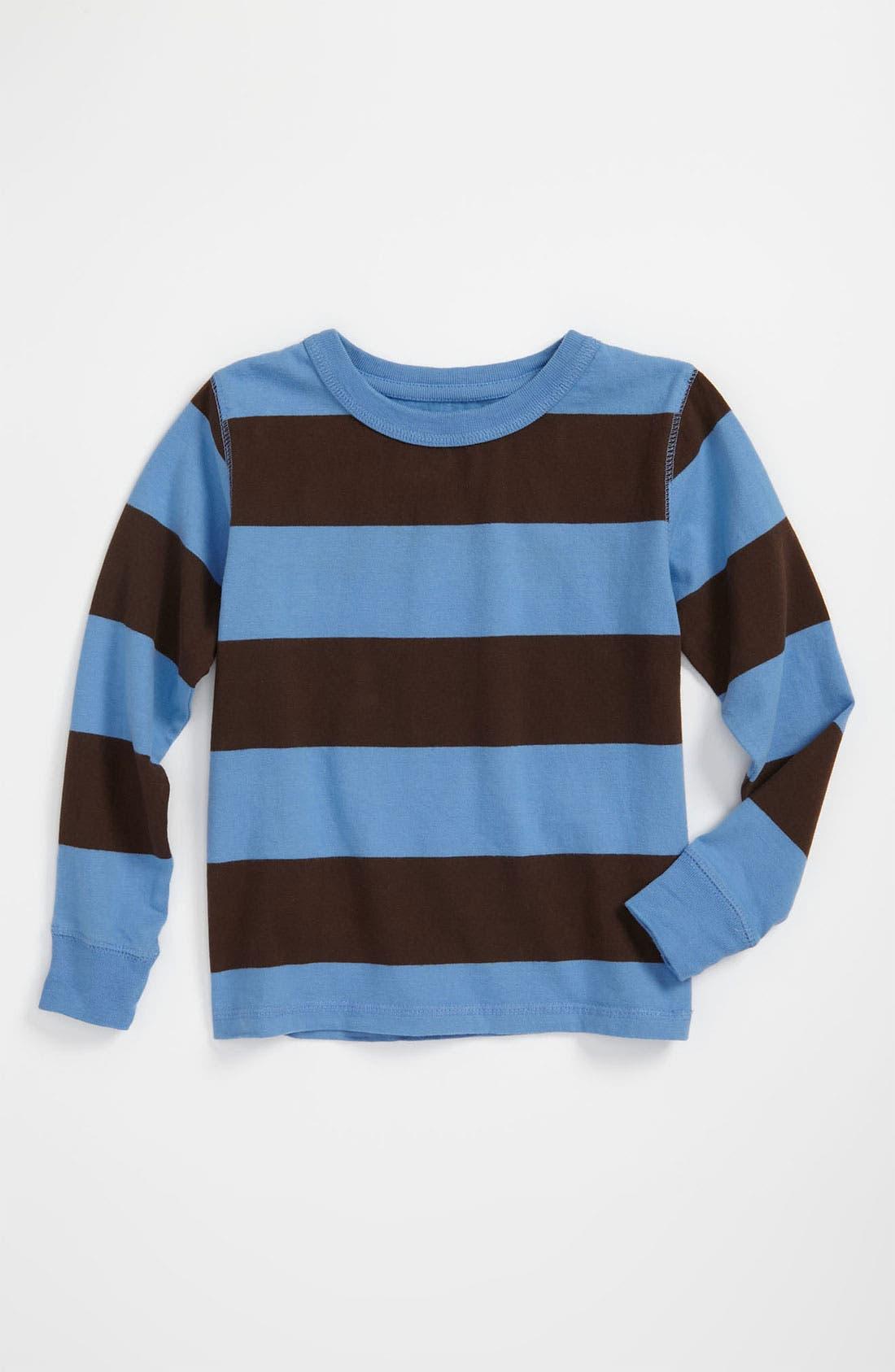 Main Image - Peek 'Corbett' Sueded Crewneck T-Shirt (Toddler, Little Boys & Big Boys)