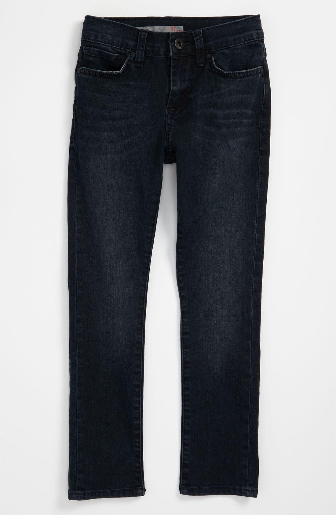 Alternate Image 2  - !iT JEANS Skinny Jeans (Little Girls)
